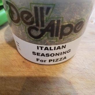 tastes like pizza!